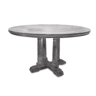 Victoria Reclaimed Wood Counter Height Round Table