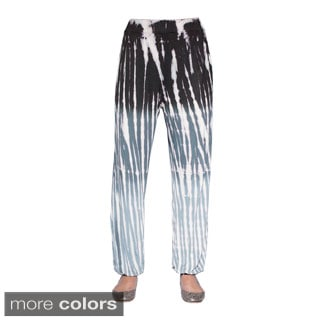 Women's Ultimate Tie-dye Lounge Pants (Nepal)