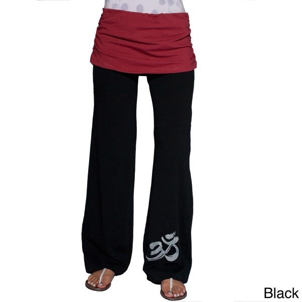 Om Skirted Yoga Pants (Nepal)