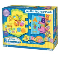 Pajanimals ABC: 27 Pieces Floor (General merchandise)