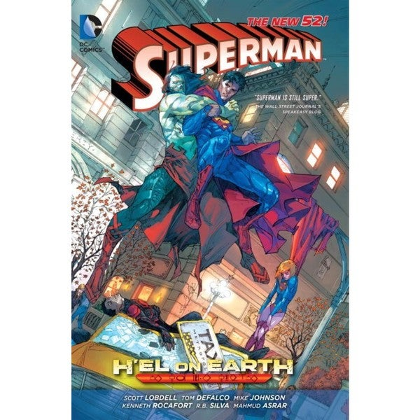 Superman: H'el on Earth: the New 52! (Paperback) 11824355