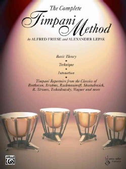 The Complete Timpani Method (Paperback)