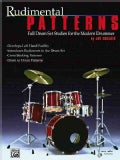 Rudimental Patterns Full Drum Set Studies for the Modern Drummer (Paperback)