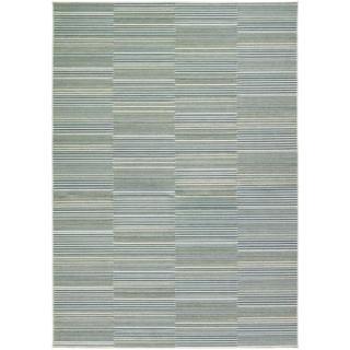 Berkshire Ozark/ Ivory-Silver Area Rug (7'6 x 10'9)