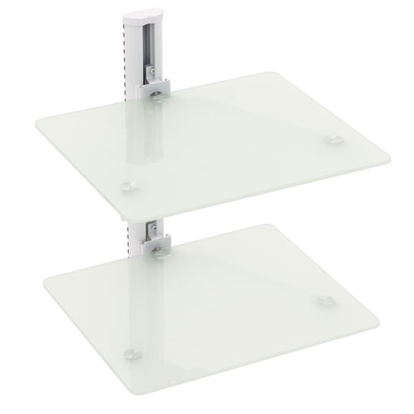 Sonax C-812-SCM White Component Wall Shelf