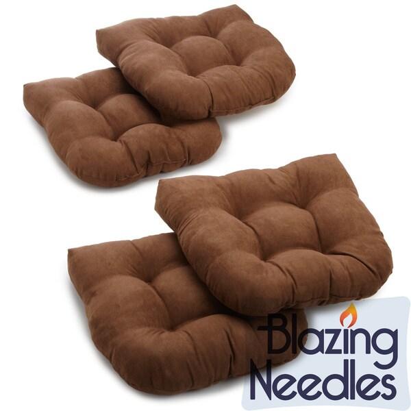 Blazing Needles 19x19 inch U shaped Tufted Microsuede  : Blazing Needles 19x19 inch U shaped Tufted Microsuede Chair Cushions Set of 4 c69ea03f 9e03 41ba 8650 12bc1245c7f5600 from www.overstock.com size 600 x 600 jpeg 44kB