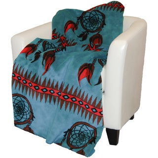 Denali Dream Catcher Throw Blanket