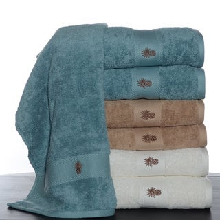 Tommy Bahama Embroidered Pineapple 6-piece Towel Set