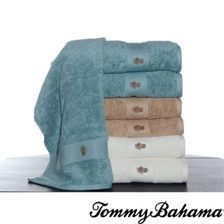 Tommy Bahama 6-piece Embroidered Pineapple Towel Set