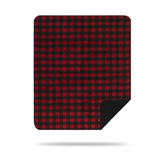 Denali Large Bunkhouse Plaid Throw Blanket