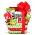 Alder Creek Let It Snow Gift Basket