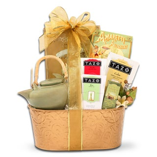 Alder Creek Holiday Tea Time Gift Basket