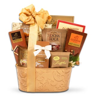 Alder Creek Golden Memories Gift Basket