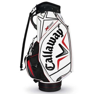 Callaway X Hot Tour White Cart Bag