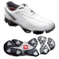 Footjoy Men's XPS-1 White/ Black/ Silver Golf Shoes