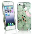 BasAcc Dandelion Rubber Coated Case for Apple iPhone 5