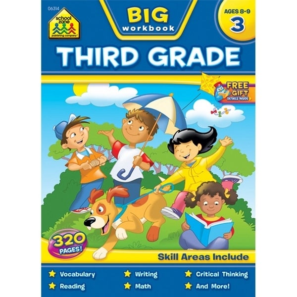 Big Workbook-Third Grade