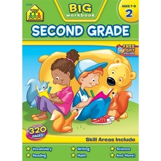 Big Workbook-Second Grade