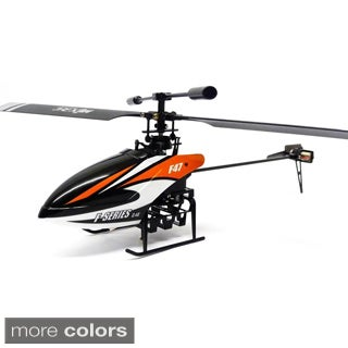 MJX F47 10-inch Single Rotor 2.4GHz RC Helicopter