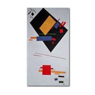 Kazimir Malevich 'Suprematist Composition 1915' Canvas Art