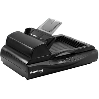 BulletScan F200 Flatbed Scanner - 600 dpi Optical