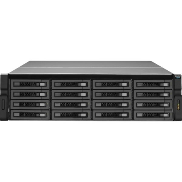 QNAP REXP-1600U-RP DAS Array - 16 x HDD Supported - 64 TB Supported H