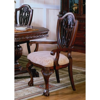 Cardona Formal Dining Arm Chairs (Set of 2)