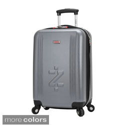 IZOD Voyager 3.0 24-inch Hardside Spinner Upright Suitcase