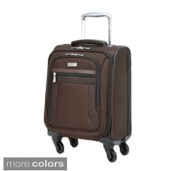 Ricardo Beverly Hills Montecito Micro-light 16-inch Expandable Spinner Upright Suitcase