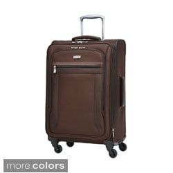 Ricardo Beverly Hills Montecito Micro-Light 20-Inch Expandable Spinner Upright Suitcase