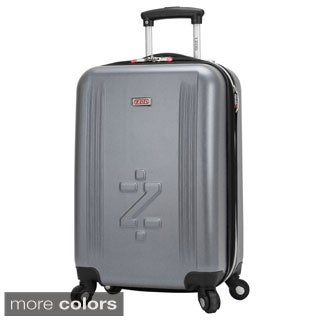 Izod Voyager 3.0 20-inch 4-wheel Expandable ABS Carry-on