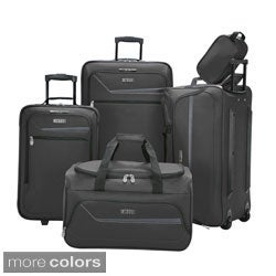 IZOD Metro 2.0 5 Piece Luggage Set