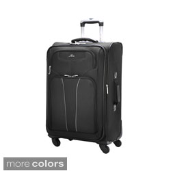 Skyway 'Sigma 4' 24-inch 4-wheel Expandable Spinner Upright Case