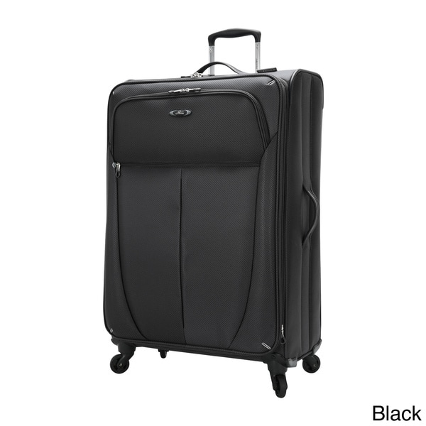 Skyway 'Mirage' Ultralite 28-inch 4-wheel Expandable Upright Case