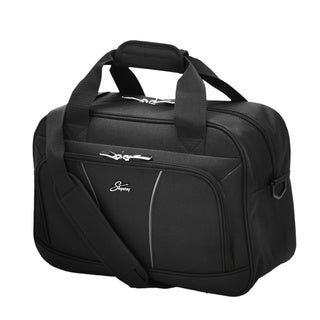 Skyway 'Sigma 4' Black 16-inch Carry-on Tote