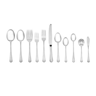 Towle Tate 55-piece Flatware Set