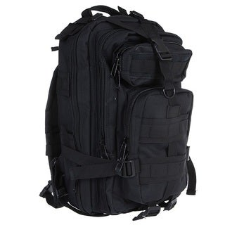 Dash 24/7 Mil-Tech Army Combat Tactical Assault Molle 30L Black Backpack