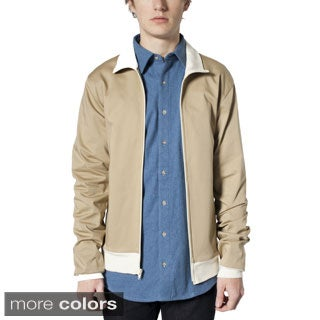 American Apparel Men's Sateen Blend Wind Breaker