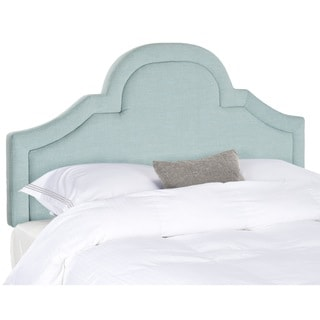 Kerstin Sky Blue Arched Headboard (Queen)