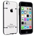 BasAcc Clear with Black Trim Slim Case for Apple� iPhone 5C