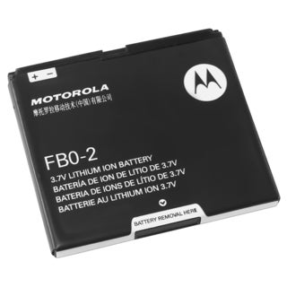 Motorola Triumph WX845 OEM Battery FB0-2