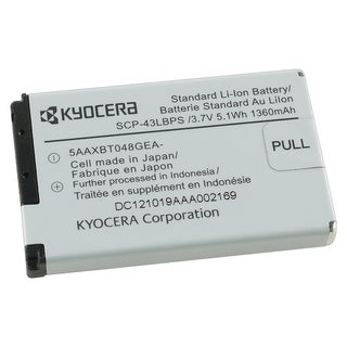 Kyocera DuraMax/ DuraCore OEM Battery SCP-43LBPS