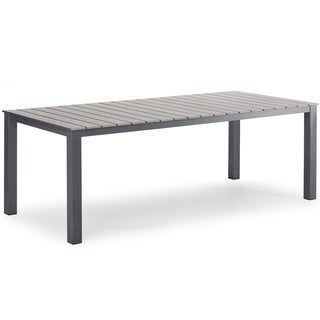Capital Grey Rectangular Dining Table