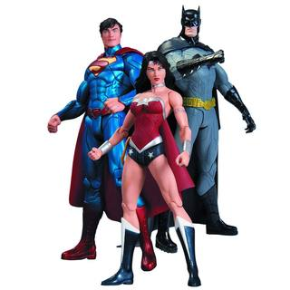 Justice League Trinity War Action Figure Box Set
