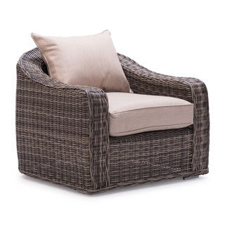 Light Brown Praia Armchair