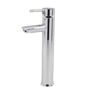 Flotera Tall Chrome Bathroom Sink Faucet
