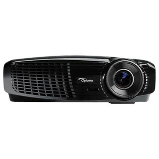 Optoma W401 3D Ready DLP Projector - 720p - HDTV - 16:10