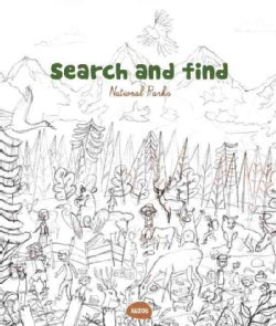 Search and Find National Parks (Board book)