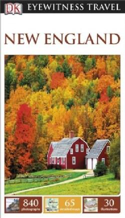 DK Eyewitness Travel New England (Paperback)