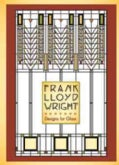 Frank Lloyd Wright Designs for Glass Boxed Notecards (Paperback)